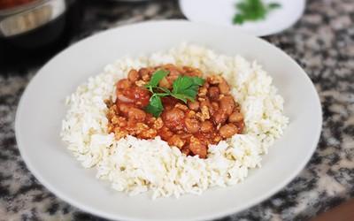 """Chili """"San"""" Carne"""