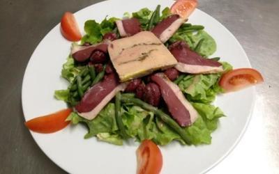 salade landaise facile et trop bonne