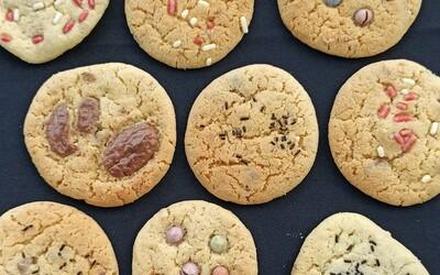 Cookies Américain aux Schokobons