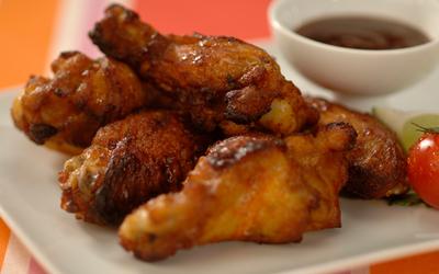 ailerons de poulets à la mexicaine