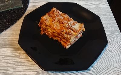 Lasagnes viande/légumes