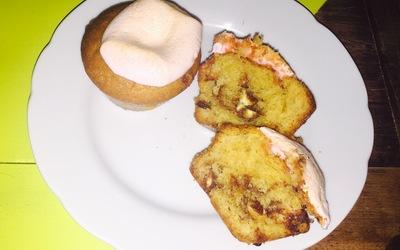 Cupcakes Kinder/Chamallows