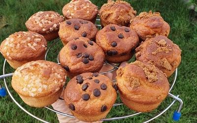 Muffins briochés