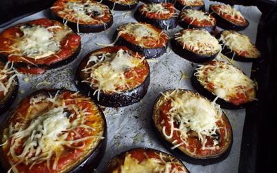 La Pizz'aubergine
