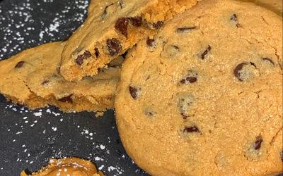 ~ Cookies au beurre de cacahouète 🍪🥜