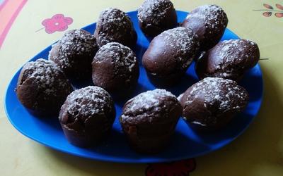 Gâteaux Choco-menthe