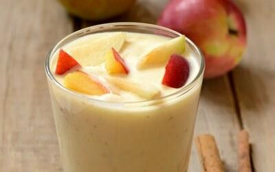 Crème à la pomme