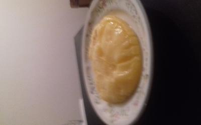 lemon curd crème au citron mug