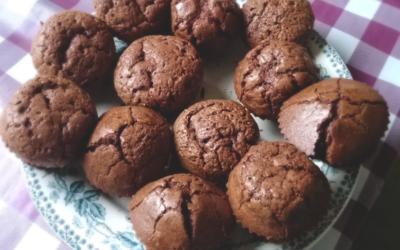 Muffins au chocolat ! Inratable !