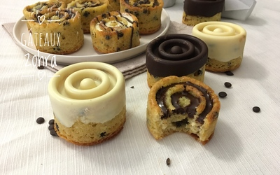 Mini cakes moelleux