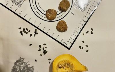 Pumpkin Cookies Healthy & Vegan