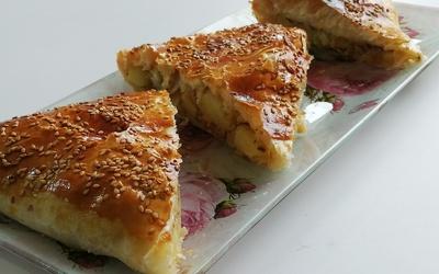 Börek express aux pommes de terre