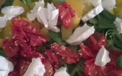 Salade festive