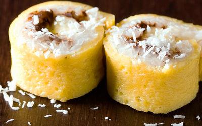 maki banane- Nutella