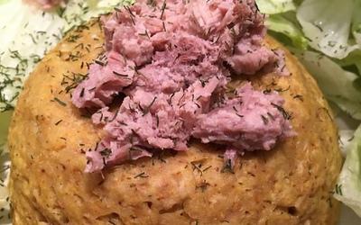 Bowlcake salé au thon