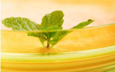 Soupe de mangue