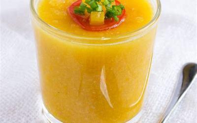 Yellow Gaspacho