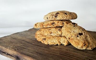 Cookies Crousti-moelleux Vegan & Healthy