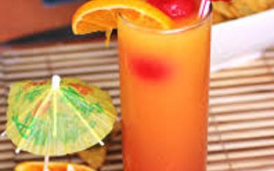 Passion Cocktail (sans alcool)