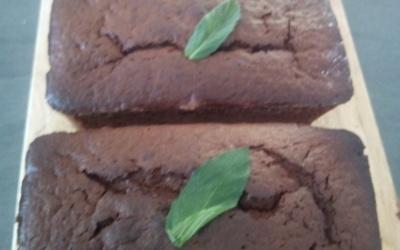 Recette cake chocolat menthe