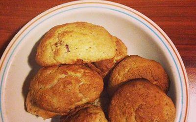 cookies vegan aux dattes et au vin blanc