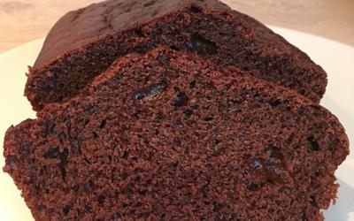 Cake au chocolat allégé