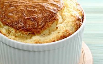 soufflé au fromage ( recette vintage)