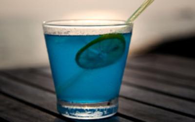 Blue Lagoon Vodka