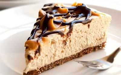 Cheesecake au coaliffe