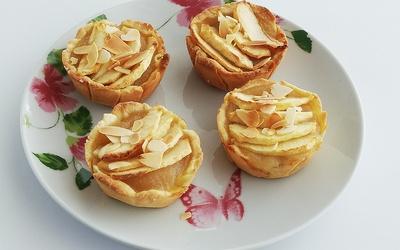 Tartelette au pommes