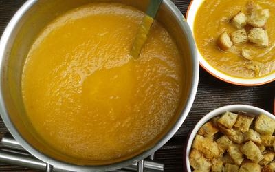 Soupe au légumes de grand-mère