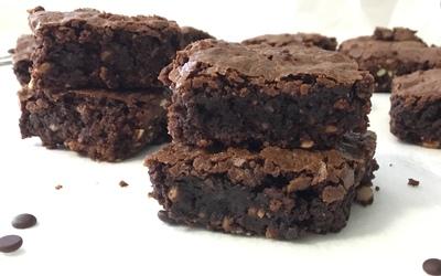 Brownie aux petits beurre