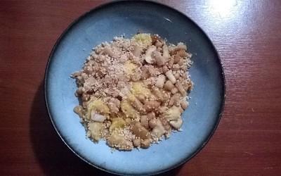 Couscous d'hiver aux agrumes