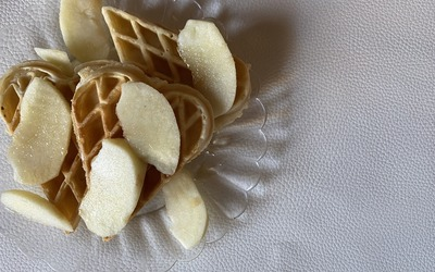 Waffle (Gaufres) Healthy