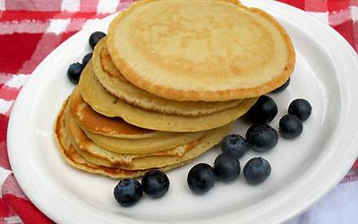 Pancakes allégés en 10 minutes