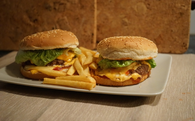 Steaks fondants pour Burger