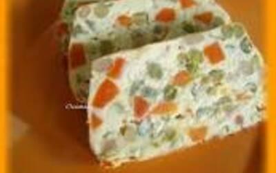Cake à la macédoine