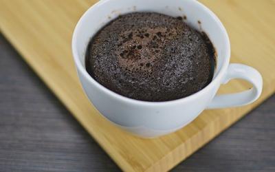 Mug fondant au chocolat