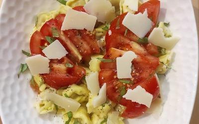 Capelletti à la tomate