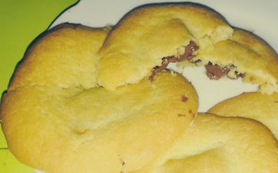Cookies Coeur Fondant