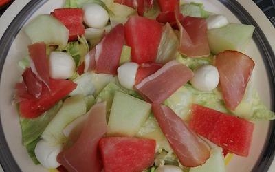 Salade d'été hyper fresh