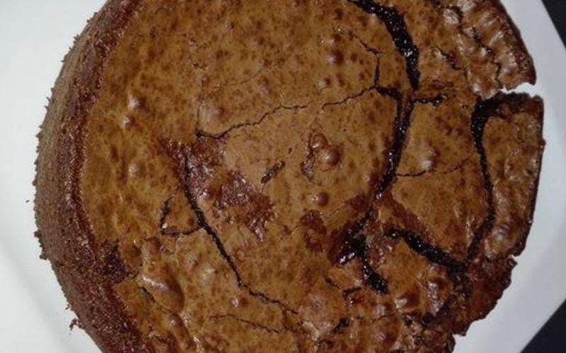 Gateau au chocolat de Pierre Hermé