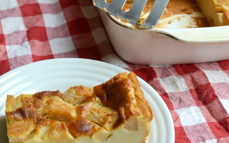 Far breton aux pommes et à la cannelle !