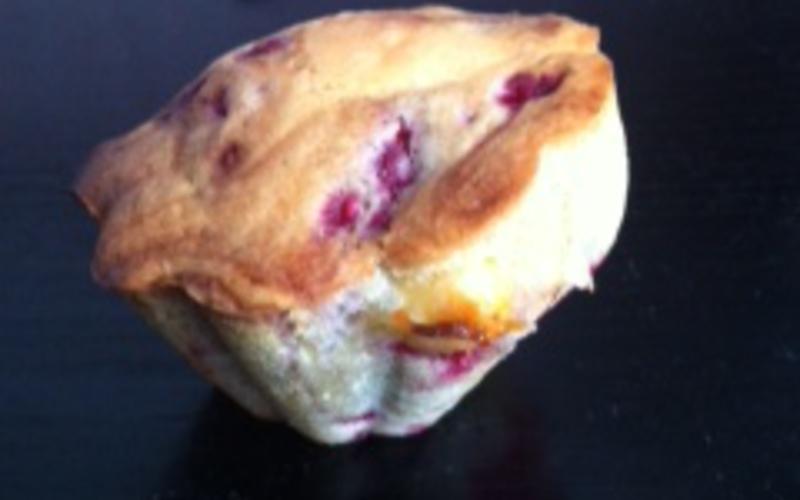 Recette Muffins Chocolat Blanc Framboises Economique Et Express