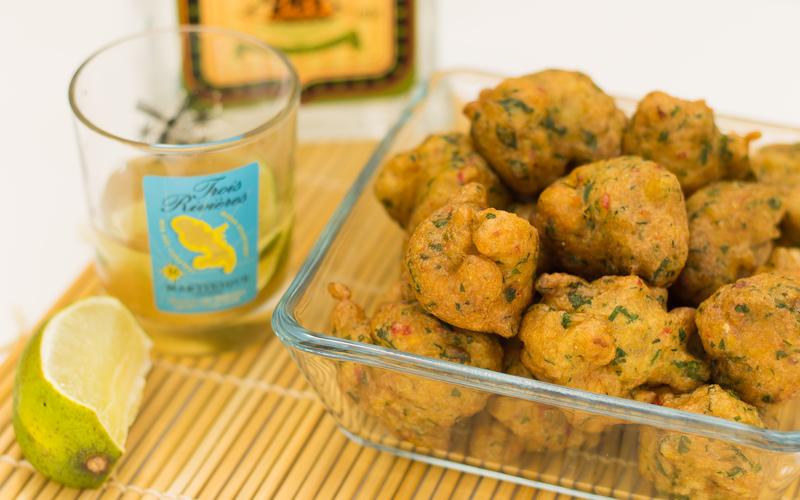 Recette acras aux l gumes conomique cuisine tudiant for Cuisine etudiant
