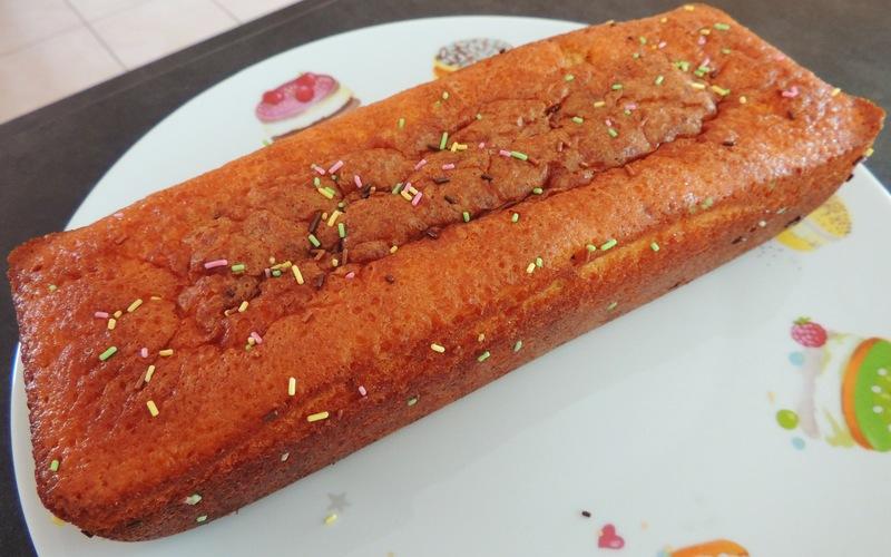 Gâteau au Yaourt revisité d'Aurélie