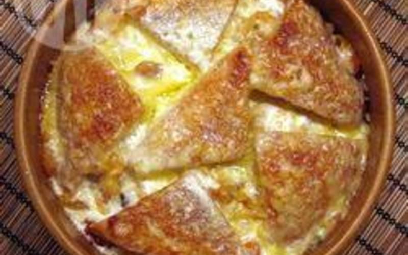 croute à l'italienne ( recette authentique)