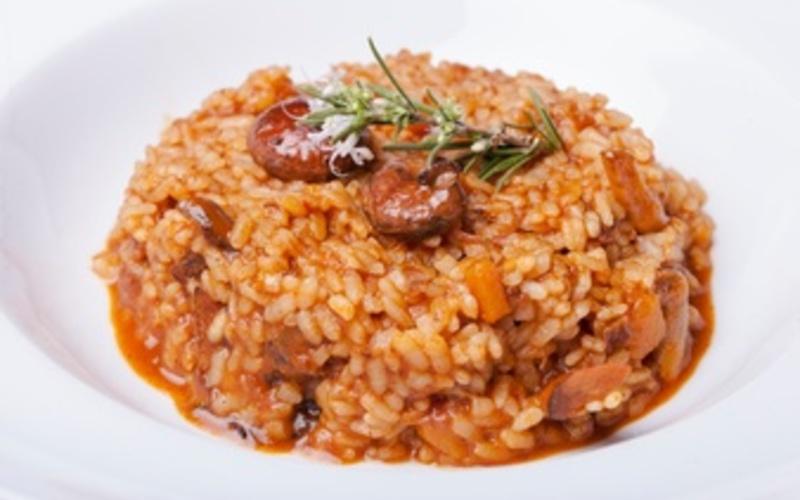 Recette risotto l 39 orientale de ma pote conomique et - Cuisine orientale facile ...
