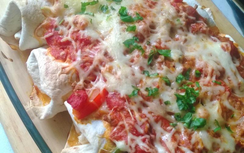 Enchiladas ! Pour épicer votre été ! (lol)