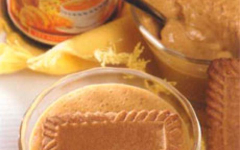 Flan à lachicorée  et spéculoos (100% CHTI)